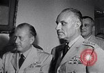 Image of General Twining Tushino Russia, 1956, second 10 stock footage video 65675032564