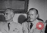 Image of General Twining Tushino Russia, 1956, second 12 stock footage video 65675032564