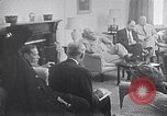 Image of General Twining Tushino Russia, 1956, second 4 stock footage video 65675032565