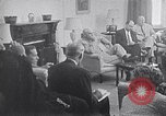 Image of General Twining Tushino Russia, 1956, second 5 stock footage video 65675032565