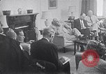 Image of General Twining Tushino Russia, 1956, second 6 stock footage video 65675032565