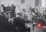 Image of General Twining Tushino Russia, 1956, second 7 stock footage video 65675032565