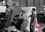 Image of displaced Russians Grimma Germany, 1945, second 12 stock footage video 65675032575
