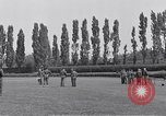 Image of Sir Bernard L Montgomery Wiesbaden Germany, 1945, second 11 stock footage video 65675032577