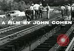 Image of gospel preachers and coal miners Kentucky United States USA, 1962, second 12 stock footage video 65675032597
