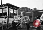 Image of textile workers union United States USA, 1950, second 12 stock footage video 65675032619