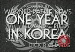 Image of UN General Assembly  Korea, 1950, second 10 stock footage video 65675032621