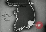 Image of Inchon landings Korean War Korea, 1951, second 9 stock footage video 65675032622