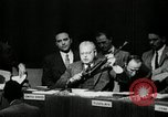 Image of Warren Austin in UN Security Council Korea, 1951, second 3 stock footage video 65675032623