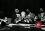 Image of Warren Austin in UN Security Council Korea, 1951, second 4 stock footage video 65675032623