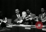 Image of Warren Austin in UN Security Council Korea, 1951, second 5 stock footage video 65675032623