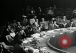 Image of Warren Austin in UN Security Council Korea, 1951, second 11 stock footage video 65675032623