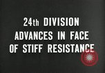 Image of 24th Infantry Division Korea, 1951, second 2 stock footage video 65675032628