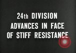 Image of 24th Infantry Division Korea, 1951, second 3 stock footage video 65675032628