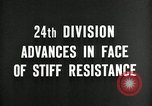 Image of 24th Infantry Division Korea, 1951, second 5 stock footage video 65675032628
