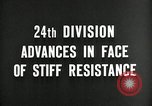 Image of 24th Infantry Division Korea, 1951, second 7 stock footage video 65675032628