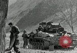 Image of American M24 Chaffee tanks Korea, 1951, second 12 stock footage video 65675032632