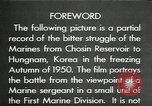 Image of The Hungnam Story Chosin reservoir Korea, 1950, second 3 stock footage video 65675032648