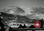 Image of bomb raids Chosin reservoir Korea, 1950, second 5 stock footage video 65675032650