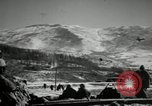 Image of bomb raids Chosin reservoir Korea, 1950, second 6 stock footage video 65675032650