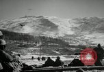 Image of bomb raids Chosin reservoir Korea, 1950, second 7 stock footage video 65675032650