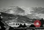 Image of bomb raids Chosin reservoir Korea, 1950, second 8 stock footage video 65675032650