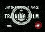 Image of training documentary United States USA, 1967, second 6 stock footage video 65675032652