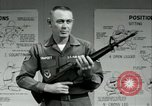 Image of M-16 rifle United States USA, 1967, second 6 stock footage video 65675032653