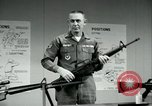 Image of M-16 rifle United States USA, 1967, second 9 stock footage video 65675032653