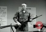 Image of M-16 rifle United States USA, 1967, second 10 stock footage video 65675032653