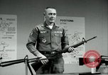 Image of M-16 rifle United States USA, 1967, second 11 stock footage video 65675032653