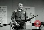 Image of M-16 rifle United States USA, 1967, second 12 stock footage video 65675032653