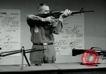 Image of M-16 rifle United States USA, 1967, second 8 stock footage video 65675032654