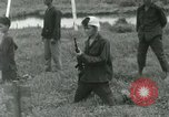 Image of troops Vietnam, 1962, second 8 stock footage video 65675032666