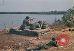 Image of Vietnamese Forces engaged in live fire mock combat Vietnam, 1970, second 11 stock footage video 65675032684