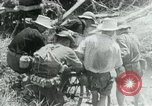 Image of Viet Cong moving supplies in Jungles on bicycles Vietnam, 1967, second 2 stock footage video 65675032692