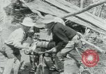 Image of Viet Cong moving supplies in Jungles on bicycles Vietnam, 1967, second 6 stock footage video 65675032692