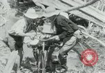 Image of Viet Cong moving supplies in Jungles on bicycles Vietnam, 1967, second 7 stock footage video 65675032692