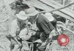 Image of Viet Cong moving supplies in Jungles on bicycles Vietnam, 1967, second 12 stock footage video 65675032692