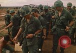 Image of 1st Air Cavalry division Vietnam, 1971, second 12 stock footage video 65675032700