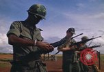 Image of 1st air cavalry division Vietnam, 1971, second 10 stock footage video 65675032701