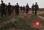 Image of 1st Air Cavalry division Vietnam, 1971, second 12 stock footage video 65675032703