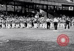 Image of George Dern Washington DC Griffith Stadium USA, 1933, second 4 stock footage video 65675032717