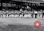 Image of George Dern Washington DC Griffith Stadium USA, 1933, second 5 stock footage video 65675032717