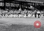 Image of George Dern Washington DC Griffith Stadium USA, 1933, second 6 stock footage video 65675032717
