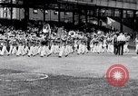 Image of George Dern Washington DC Griffith Stadium USA, 1933, second 8 stock footage video 65675032717