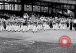 Image of George Dern Washington DC Griffith Stadium USA, 1933, second 9 stock footage video 65675032717