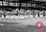 Image of George Dern Washington DC Griffith Stadium USA, 1933, second 10 stock footage video 65675032717