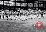 Image of George Dern Washington DC Griffith Stadium USA, 1933, second 11 stock footage video 65675032717