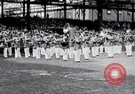 Image of George Dern Washington DC Griffith Stadium USA, 1933, second 12 stock footage video 65675032717